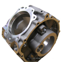 Precision Cast Steel Parts - Multi Axis Machining (DR054)