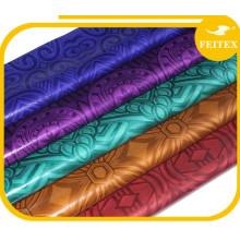 Feitex Promotion Damas Shadda Guinée Brocade Souple Bazin Riche Africain Mode Fête Vêtement Pas Cher Tissu