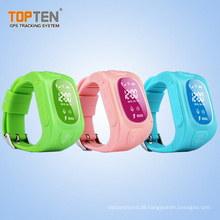 China Best Selling GPS Kid Watches Mobile Phone Wristband (WT50-ER)
