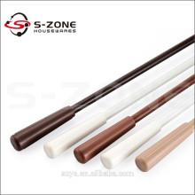 Fiberglass/metal factory supply curtain rod/ curtain stick