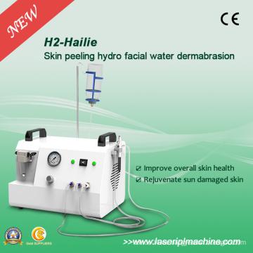 H2-Hailie Peeling de la piel Dermoabrasión Hidráulica del Agua