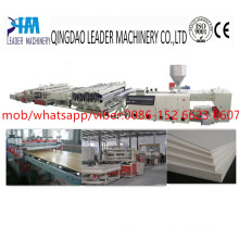 PVC WPC Celuka/Crust Foamed Board Production Line