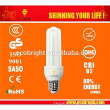 CHAUD! 12W 3U lumière LED blanc chaud, lampe LED maïs 50000H CE qualité