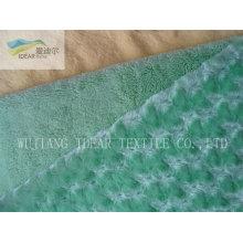 Juguete y PV felpa tela para tapicería