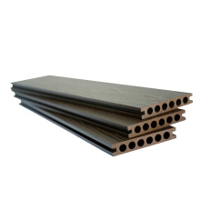 Anti-Corrosion WPC Composite Decking Boards for Outdoor Floor Covering