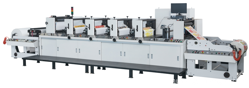 High Speed Flexo printer