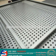 Perforated metal sheet/perforated metal & hot sale products