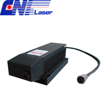 Láser UV pulsado de 261 nm
