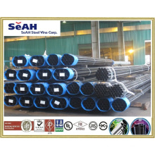 "5"" Grooved fire fighting steel pipe to BS EN 10255, ASTM A53, A135, A795 - SeAH Steel Pipe"