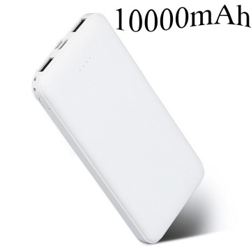 Power Bank portatile ultra sottile da 10000 mAh