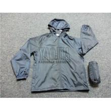 Veste de sport légère pour hommes et veste coupe-vent