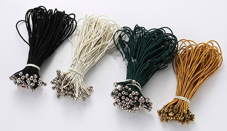 elastic string with metal ball