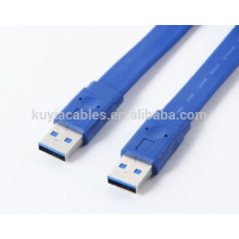 Câble bleue usb 3.0 50cm, 1m, 1.5m, 2m, câble