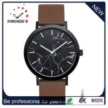 Relojes de la marca de fábrica, reloj del cuarzo de Japón Movt mirada del acero inoxidable para la promoción, relojes de las mujeres de la vendimia (DC-001)