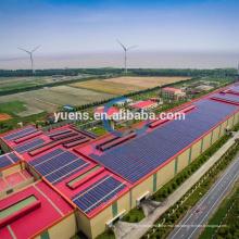 PV que apila el sistema de montaje fotovoltaico 2kw 3kw 5kw; el panel solar se monta para el techo inclinado
