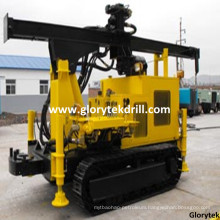 600m Depth Multi-Functional Crawler Water Well Drilling Rig (S600)