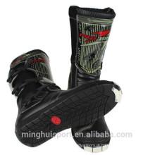 Botas de segurança de motocross Dirt Bike Speed Shoes