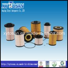 Elément de filtre à huile pour Nissan / Toyota / Honda / Hino (The801 021115562 021115561A 1669779 72184 Hu932 / 5X)