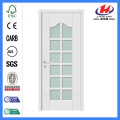Jhk-G23 عرض كامل 12 Lite Medallia Glass Glass Door Wall