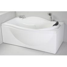 Ellipse Acrylic Whirlpool Bath Tub (JL815)