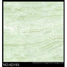 3D цифровой струйной глазурованной полированной керамики зеленый пол плитки