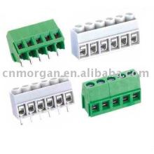 Los enchufes de fábrica convenientes no son aptos para envejecer los conectores de crimpado de cables eléctricos