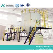 Secador de spray para o material da bateria / secador de pulverização industrial