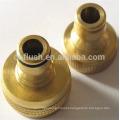 High quality hot sale brass thread adaptor connectors