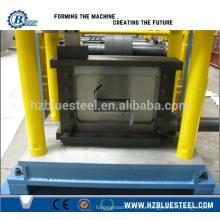 PLC Полностью автоматическая глазурованная металлическая U C Z Канал Purlin Multifuctional Cold Roll Forming Machine От Китай Поставщик
