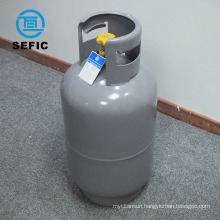 Customized Made Different Specifications LPG Gas Cylinder 15kg