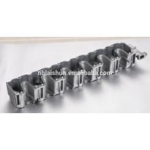 Tampa de cabeça de cilindro auto alumínio personalizado