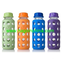 Qingdao Customized Silicon Rubber Bottle Sleeve
