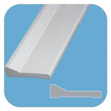 PVC Vinyl Foam Skirting Line