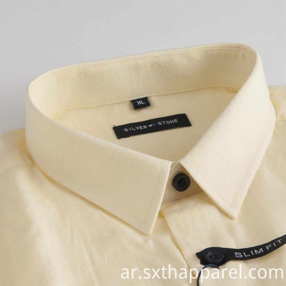 Top Quality Long Sleeve Dyed Shirts
