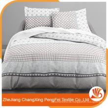 Neu kommen gute Qualität gebürstetes Polyester Bettwäsche Stoff Material