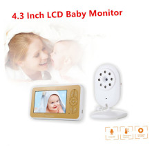 Digital+Baby+Monitor+with+4.3+Inch+LCD