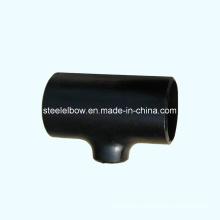 A234 Wpb carbone acier réduisant Tee