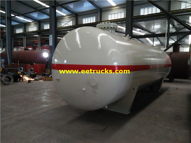 25cbm 10ton Propylene Aboveground Vessels
