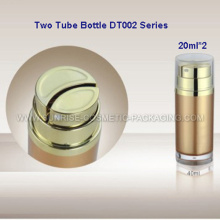 Bouteilles de presse crème Double Tube 40ml