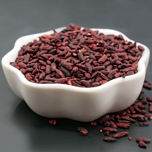 Healthy Purple rice Very Beneficial Than White Rice