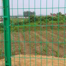 Galvanized Double Wire Fence Panel