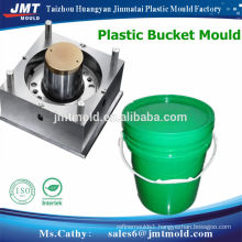 plastic painting bucket mould manufacturers taizhou huangyan mould maker