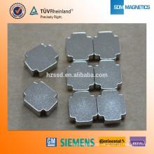 Kundenspezifische Form N35-N52 Seltener Erde starker Magnet für Industrie