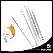 Delux Premium Blackhead & Blemish Remover Kit Acne Tratamento