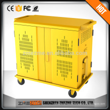 Chargeable Digital Signage floor standing Advertising Mobile Phone Charging Station