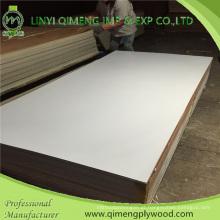 Madeira compensada colorida lustrosa alta do PVC de 1.6-3.6mm para a decoração e a mobília
