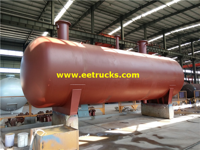 25T 50cbm LPG Mounded Tanks