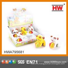 Игрушка игрушки младенца колокола шаржа игрушки сбывания 11CM горячая назад