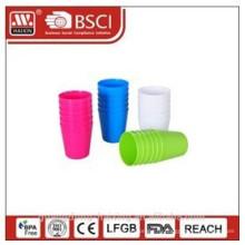 пластиковые чашки set 0,24 Л 6 шт.