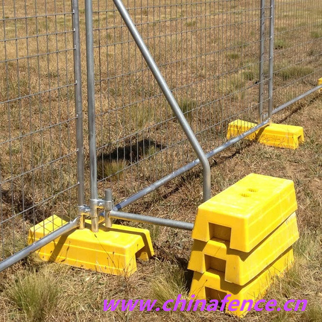 Easy Install Temporary Fence